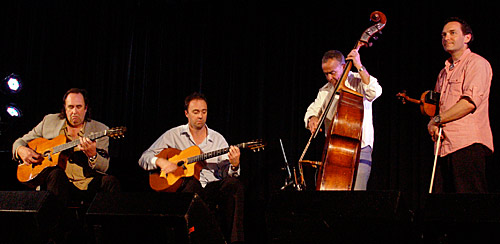 Date Brothers Wangaratta Festival of Jazz 2010