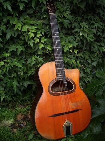 original Selmer guitar #142