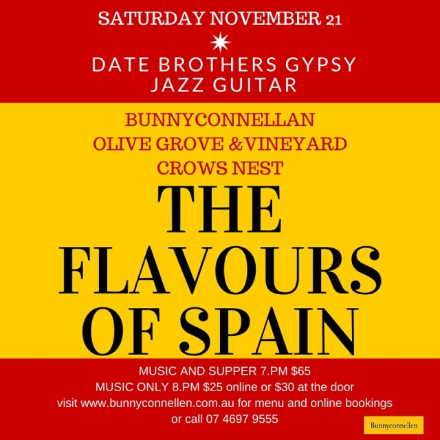 THE FLAVOURS OF SPAIN (1)